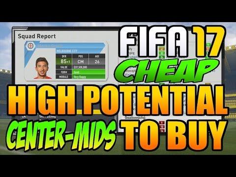 FIFA 17 Career Mode Best Cheap Young Center Midfielders To Buy: The Next Steven Gerrard!