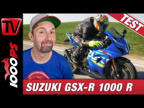 Leichtbau trifft 200 PS Gixxer! - Ilmberger Carbon Suzuki GSX-R 1000 R