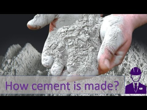 How Cement is Made?