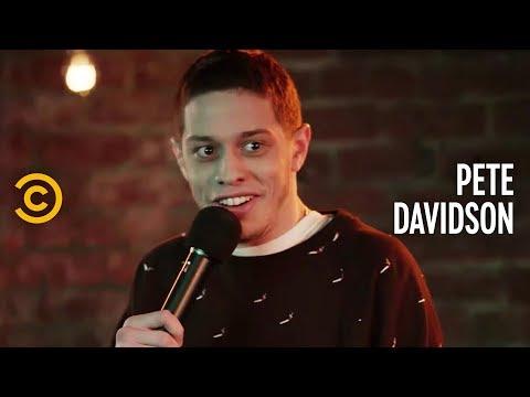 Pete Davidson's Mom Bought Him Condoms in the Weirdest of Ways