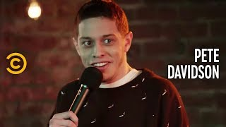 Pete Davidson's Mom Bought Him Condoms in the Weirdest of Ways
