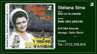 Steliana Sima  -  Bate vant padurile