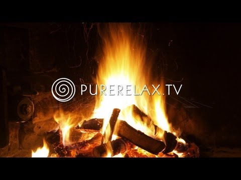 Background Music - Classic Music, Positiv, Harmony, Bach & Mozart - Fireplace Atmosphere