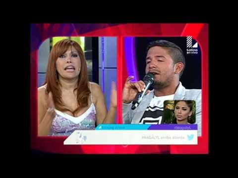 Magaly: Reimond dice que Fiorella Alzamora lo sigue buscando