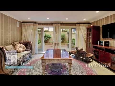 NYC TOWNHOUSE 522 EAST 87TH STREET MANHATTAN FOR SALE
