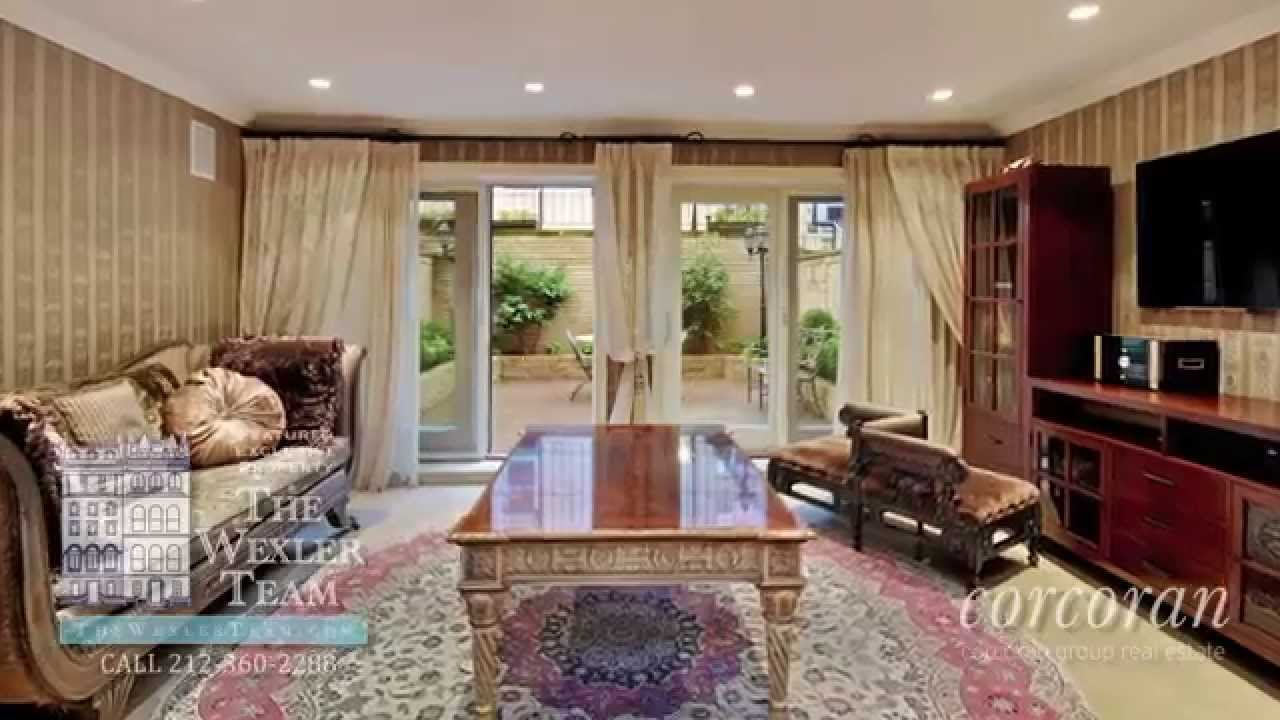 Nyc townhouse 522 east 87th street manhattan for sale for Townhouse for sale manhattan