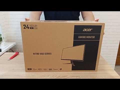 "Монітор 23.8"" Acer Nitro VG240YSbmiipx (UM.QV0EE.S01)"