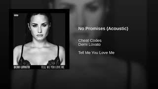 No Promises (Acoustic)
