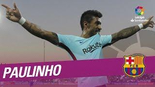 Paulinho Best Goals & Skills LaLiga Santander