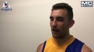 VFL post game | Adam Marcon qualifying final