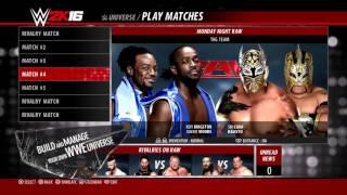 WWE 2K16 - Tanıtım