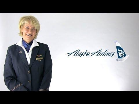 Alaska Airlines Flight Attendant Dixie Youtube