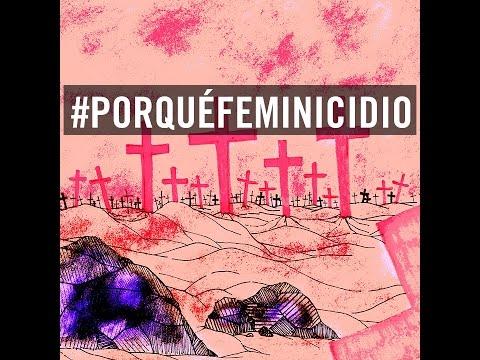 #PORQUÉFEMINICIDIO