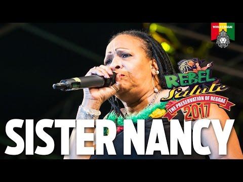 Sister Nancy Live at Rebel Salute 2017