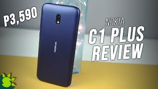 Nokia C1 Plus Review - A Cheap Backup Phone in 2021?