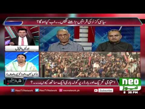 PML N Facing Big Problem From Imran Khan 2 Nov Dharna | Neo News