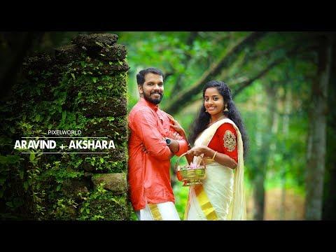 Kerala Best Pre Wedding Shoot Aravind + Akshara by Pixelworld Ponkunnam