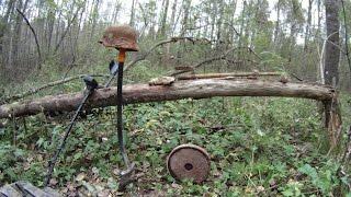 Охота на трофеи второй мировой. The excavation military arhaeology. Military Hunt