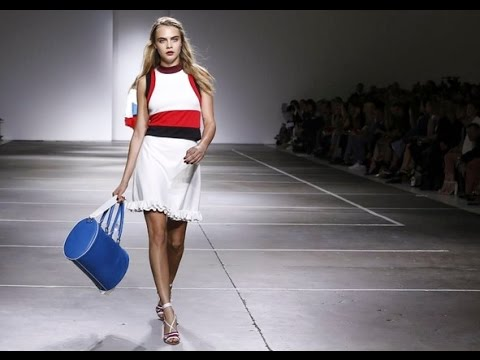 Topshop | Spring Summer 2015 Full Fashion Show | Exclusive