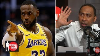 The Lakers trading LeBron would be 'insane' | Stephen A. Smith Show