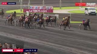 Vidéo de la course PMU PRIX D'AUBUSSON
