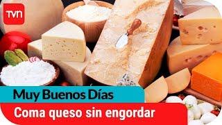 Aprenda a comer queso sin engordar | Muy buenos días