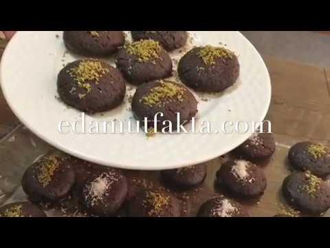 Kakaolu ıslak cocostar kurabiye tarifi-Şerbetli kokostar kurabiye-İçi dolgulu kurabiye