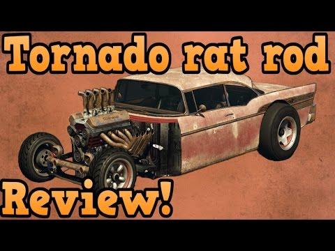 GTA online guides - Declasse Tornado Rat Rod review