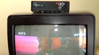Dd Free Dish Antena error 301 on dish tv HD set top box