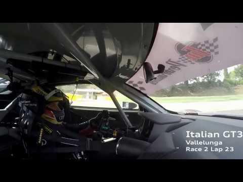 Filipe Albuquerque - GT Italiano 2016   Vallelunga