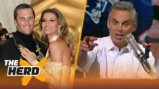 Colin Cowherd's Top-10 Most Famous Athletes | THE HERD