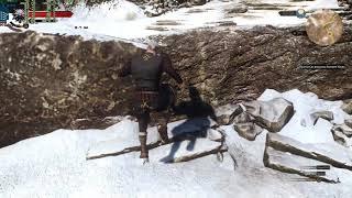 The Witcher 3 - Перегонки с Керис на Скеллиге