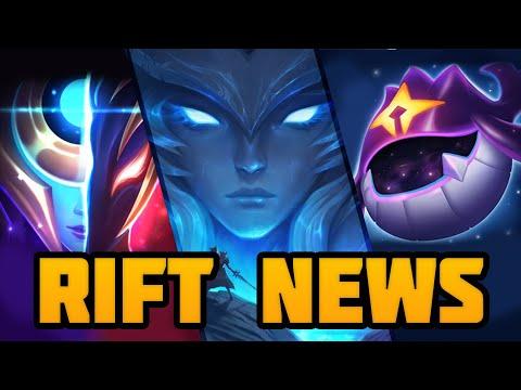Rift News: Eternals Update, Dark Star Little Legends & Skin Teasers