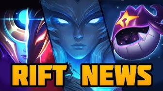 Rift News: Eternals Update, Dark Star Little Legends & Skin Teasers