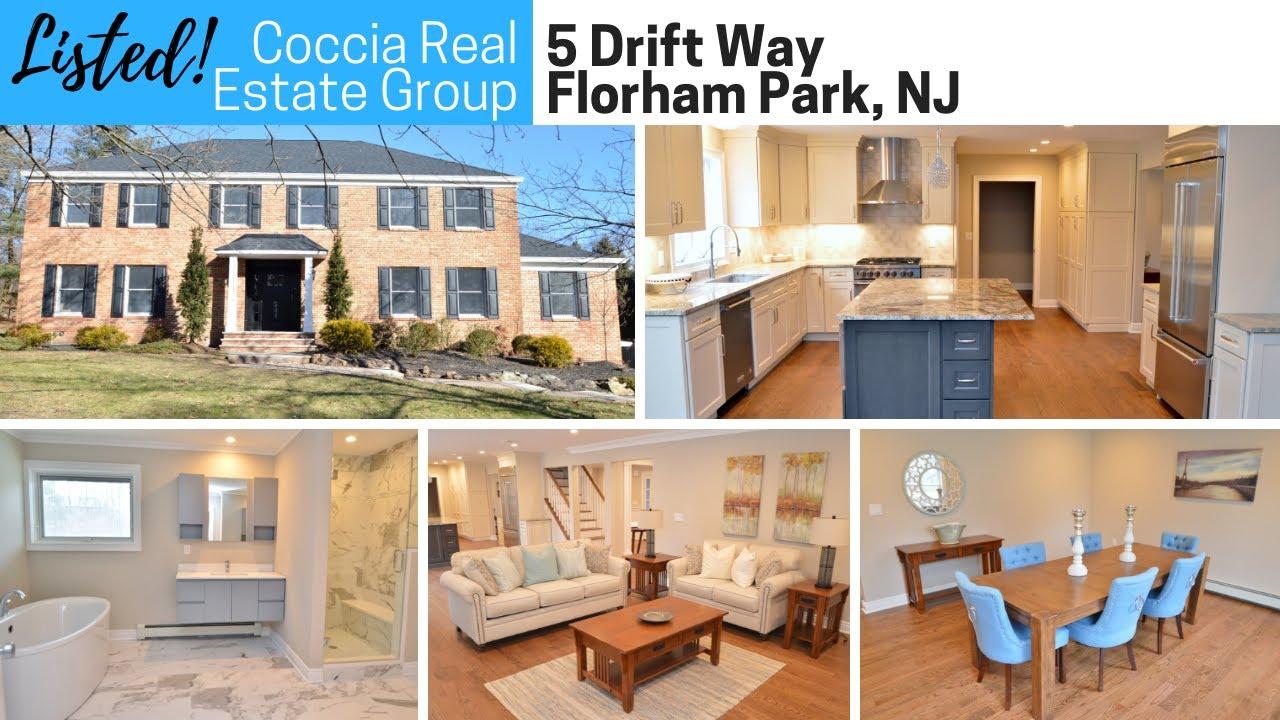 5 Drift Way   Homes for Sale Florham Park, NJ  Call Christine Nagy 973-615-9878