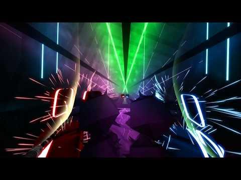 The Song Of The Dragonborn - Skyrim Theme [beat saber / custom track]
