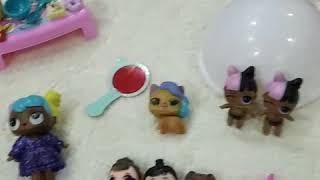 Куколки Lol и всякое разное. Решили продать...