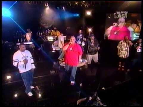 Big Pun, Fat Joe & TS - Twins, Off The Books, You Came Up & Glamor Life (LIVE) 1998