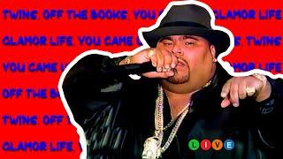Big Pun, Fat Joe & TS - Twins, Off The Books, You Came Up & Glamor Life (LIVE) 1998