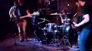 Vietnam Werewolf performing live at the Davenport 03/14/08.