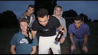 One of Oakelfish's most viewed videos: DRUNK PENALTY SHOOTOUT!