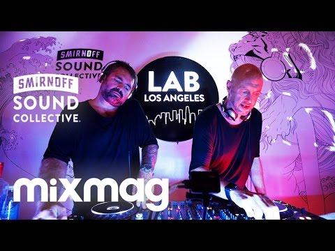 PIG&DAN techno set in The Lab LA
