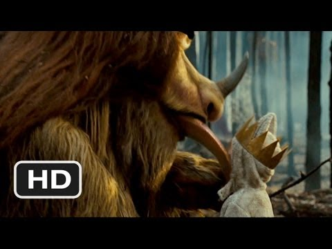 Where the Wild Things Are #3 Movie CLIP - They Act Weird (2009) HD