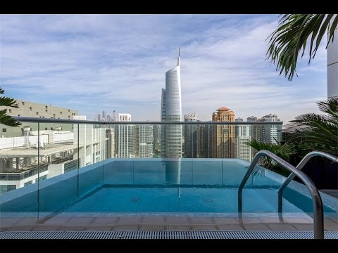 Laguna Tower Penthouse in Dubai, United Arab Emirates