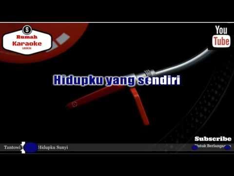 Karaoke Tantowi Yahya - Hidupku Sunyi