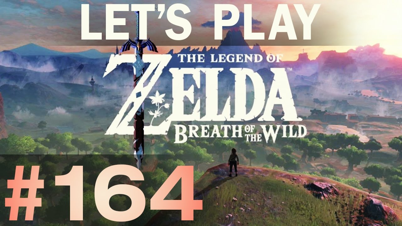 Breath Of The Wild Königliche Küche The Legend Of Zelda Breath Of The Wild Sasu Kosa Schrein Teil 164 Let S Play