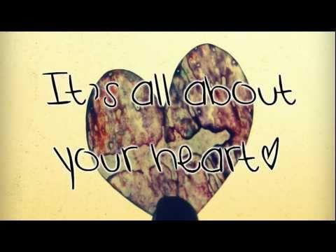 Mindy Gledhill-All about your heart♥ lyrics HD