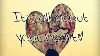 Mindy Gledhill-All about your heart♥ lyrics HD