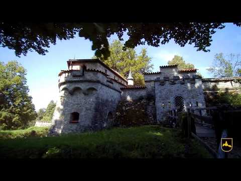 Lichtenstein Castle in southern Germany