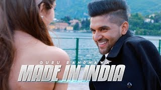 Guru Randhawa - Made In India ( Instrumental ) | New Punjabi Song 2018 | Preet Gaheer Beats